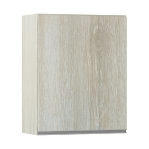 Armário de Cozinha 1 Porta 31x75x60cm Legno Crema Prime Luciane