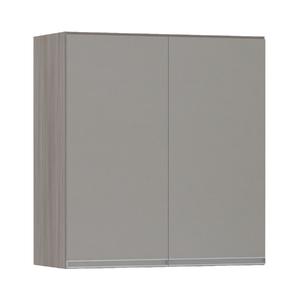 Armário de Cozinha 2 Portas 31x75x70cm Capuccino Prime Luciane