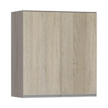 Armário de Cozinha 2 Portas 31x75x70cm Cedro Prime Luciane