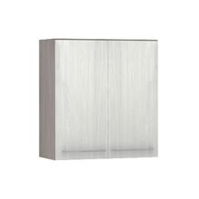 Armário de Cozinha 2 Portas 31x75x70cm Frassino Bianco Prime Luciane