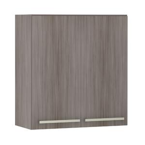 Armário de Cozinha 2 Portas 31x75x70cm Malbec Prime Luciane
