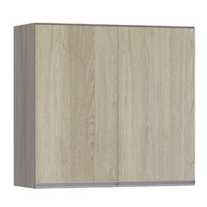 Armário de Cozinha 2 Portas 31x75x80cm Cedro Prime Luciane