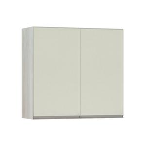 Armário de Cozinha 2 Portas 31x75x80cm Kashmir Prime Luciane