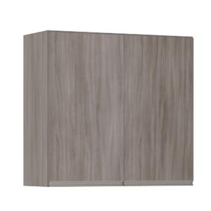 Armário de Cozinha 2 Portas 31x75x80cm Malbec Prime Luciane