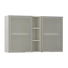 Armário de Cozinha 31x75x120cm Miniboreal Prime Luciane