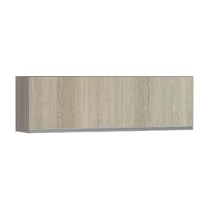 Armário de Cozinha Basculante 31x37,5x120cm Cedro Prime Luciane