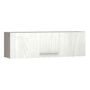 Armário de Cozinha Basculante 31x37,5x120cm Frassino Bianco Prime Luciane
