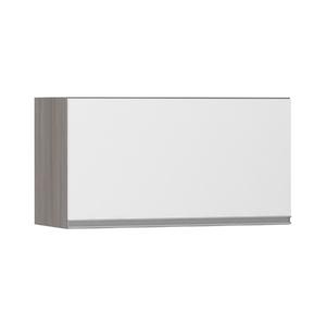 Armário de Cozinha Basculante 31x37,5x38,2cm Branco Prime Luciane