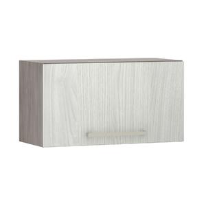 Armário de Cozinha Basculante 31x37,5x38,2cm Frassino Bianco Prime Luciane