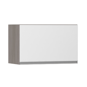 Armário de Cozinha Basculante 31x37,5x38,5cm Branco Prime Luciane