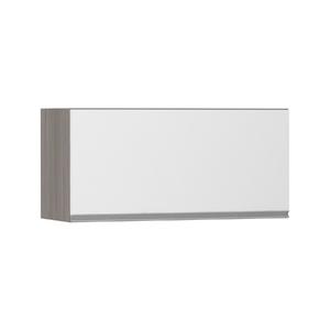 Armário de Cozinha Basculante 31x37,5x80cm Branco Prime Luciane