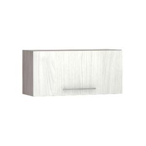 Armário de Cozinha Basculante 31x37,5x80cm Frassino Bianco Prime Luciane