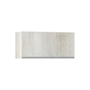 Armário de Cozinha Basculante 31x37,5x80cm Legno Crema Prime Luciane