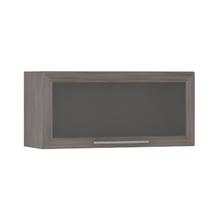 Armário de Cozinha Basculante 31x37,5x80cm Malbec Prime Luciane