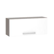 Armário de Cozinha Basculante 31x37,5x90cm Branco Prime Luciane