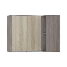 Armário de Cozinha Canto 54,5x75x95cm Cedro Prime Luciane