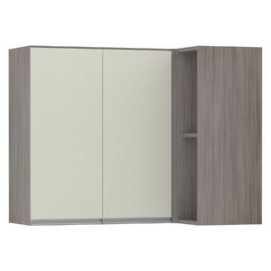 Armário de Cozinha Canto 54,5x75x95cm Kashmir Prime Luciane