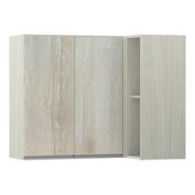 Armário de Cozinha Canto 54,5x75x95cm Legno Crema Prime Luciane