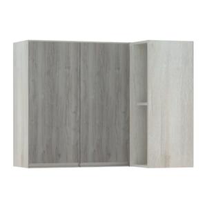 Armário de Cozinha Canto 54,5x75x95cm Nodo Prime Luciane