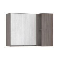 Armário de Cozinha Canto 54,5x75x95cm Venezia Prime Luciane