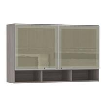 Armário de Cozinha com Nicho 31x75x120cm Reflecta Prime Luciane