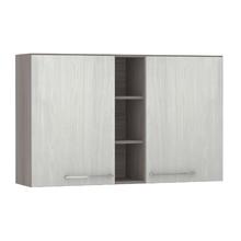 Armário de Cozinha com Nicho Vertical 31x75x120cm Frassino Bianco Prime Luciane