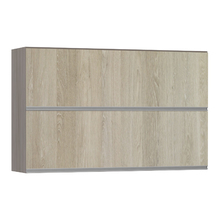 Armário de Cozinha Duplo 31x75x120cm Cedro Prime Luciane