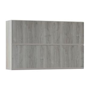 Armário de Cozinha Duplo 31x75x120cm Nodo Prime Luciane