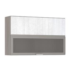 Armário de Cozinha Duplo 31x75x120cm Venezia Prime Luciane