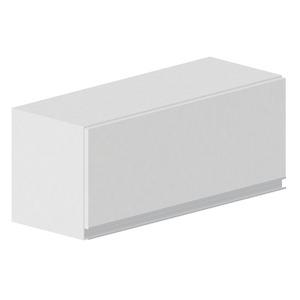 Armário de Cozinha Madeira Branco Bonatto Montreal 33,5x70x31,5cm