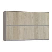 Armário de Cozinha Misto 31x75x120cm Branco Prime Luciane