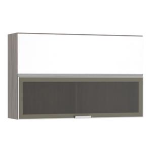 Armário de Cozinha Misto 31x75x120cm Reflecta Prime Luciane