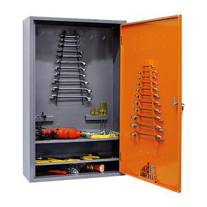 Armario para organizar ferramentas de parede Presto