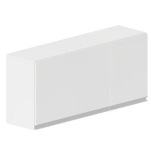 Armário Madeira Branco 54x120x31,5cm Bonatto