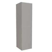 Armário Modulado para Banheiro 173x45x46cm Cinza Remix