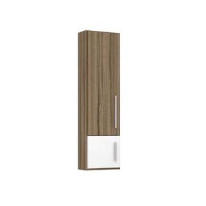 Armário Modular de Banheiro  Superior Madeira  Terracota 85x25x13,5  Paris / Madri Darabas Agardi