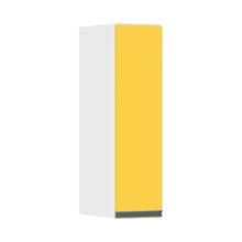 Armário Superior 1 Porta Amarela 9,8x75,4x36cm Spring
