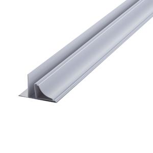 Arremate Rígido de PVC Pratic 6m Araforros