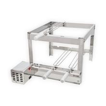 ArtGrill Platinum Inox 3 Espetos Artmill