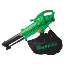 Aspirador/ Soprador Sf 3000 Velocidade Ar 270 Km/h 60 Hz 3000w com saco Capacidade saco 50L 110v Met Trapp