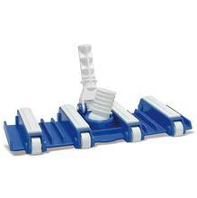 Aspirador para Piscina Plástico 9x36cm Azul/Branco CMB Aqua