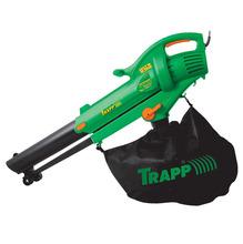 Aspirador/Soprador Sf 3000 Velocidade Ar 270 Km/h 60Hz 3000w com saco Capacidade saco 50L 220v Met Trapp