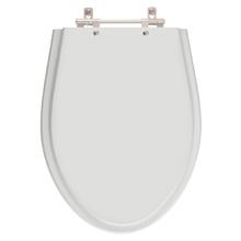 Assento Sanitario Absolute Silver (Cinza Claro) para Vaso Ide