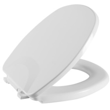 Assento Sanitário Aspen Almofadado Branco Astra