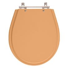 Assento Sanitario Avalon Papaya para Vaso Ideal Standard