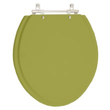 Assento Sanitario Azalea Verde Itapoã para Vaso Celite