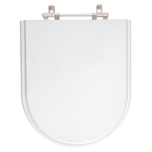 Assento Sanitario Carrara Branco para Vaso Deca