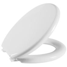 Assento Sanitário Convencional Almofadado Branco Astra
