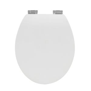 Assento Sanitário Convencional MDF Lana Branco Sensea