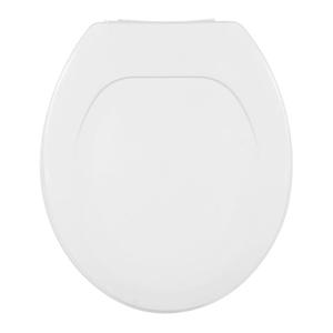 Assento Sanitário Convencional Polipropileno Branco Fechamento Comum Premium Tupan